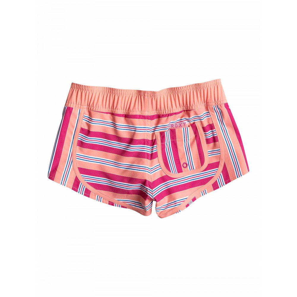 Girls 8-14 Stripe Boardshort ARGBS03025 Roxy
