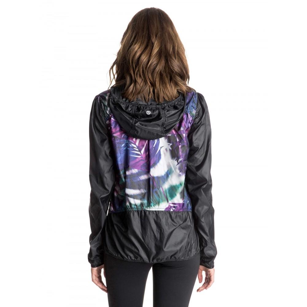 Womens Rain Runner Jacket ARJJK03016 Roxy