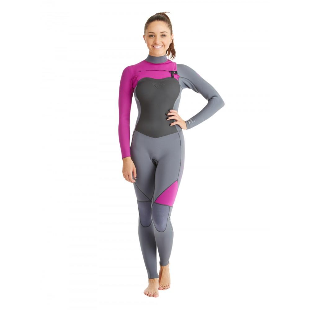 Womens 3/2 AG47 Performance Steamer Wetsuit ARJW103019 Roxy