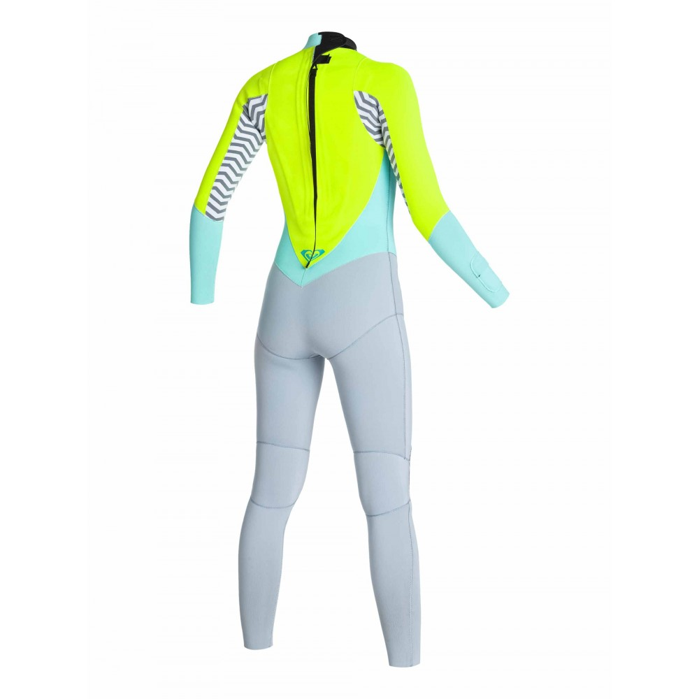 Womens 3/2mm XY Back Zip Steamer Wetsuit ARJW103030 Roxy