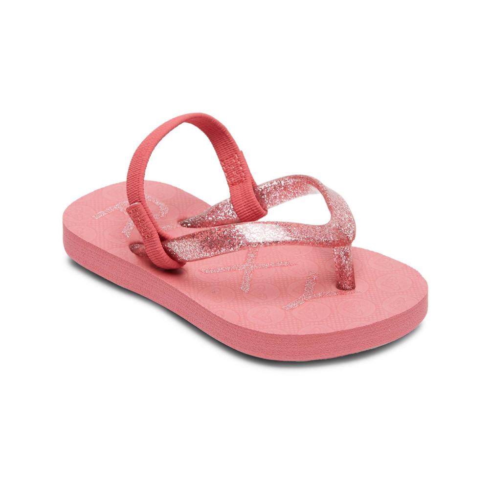Girls 2-7 Viva Sparkle Thongs AROL100014 Roxy