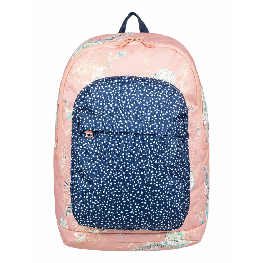 Girls California Medium Backpack ERGBP03034 - Roxy f87eb1fecaf98