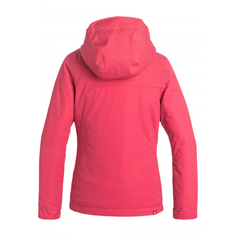 Girls 8-14 Jetty Girl Solid 10K Snow Jacket ERGTJ03016 Roxy