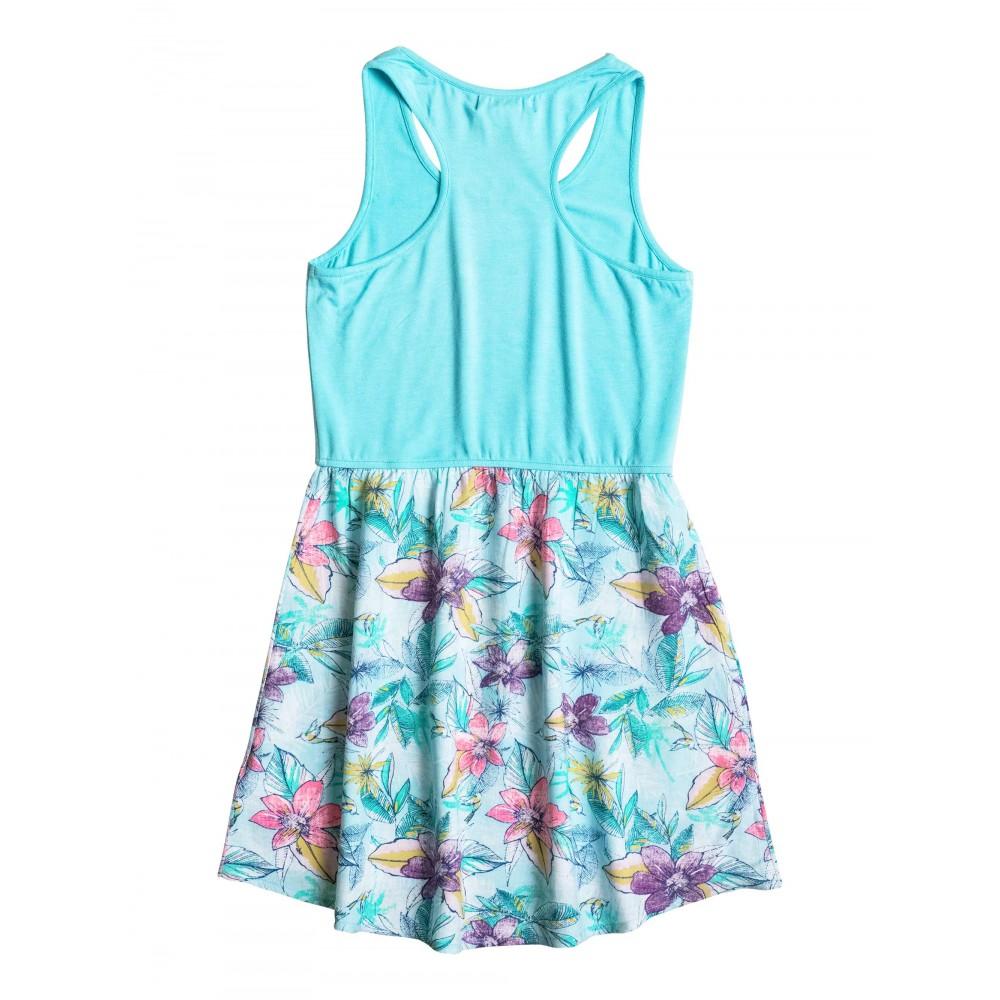 Girls 8-14 Kozmic Blues Dress ERGWD03005 ROXY