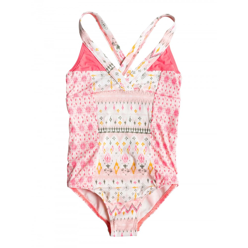 Sayra Stripe One Piece Swimsuit ERGX103007 ROXY