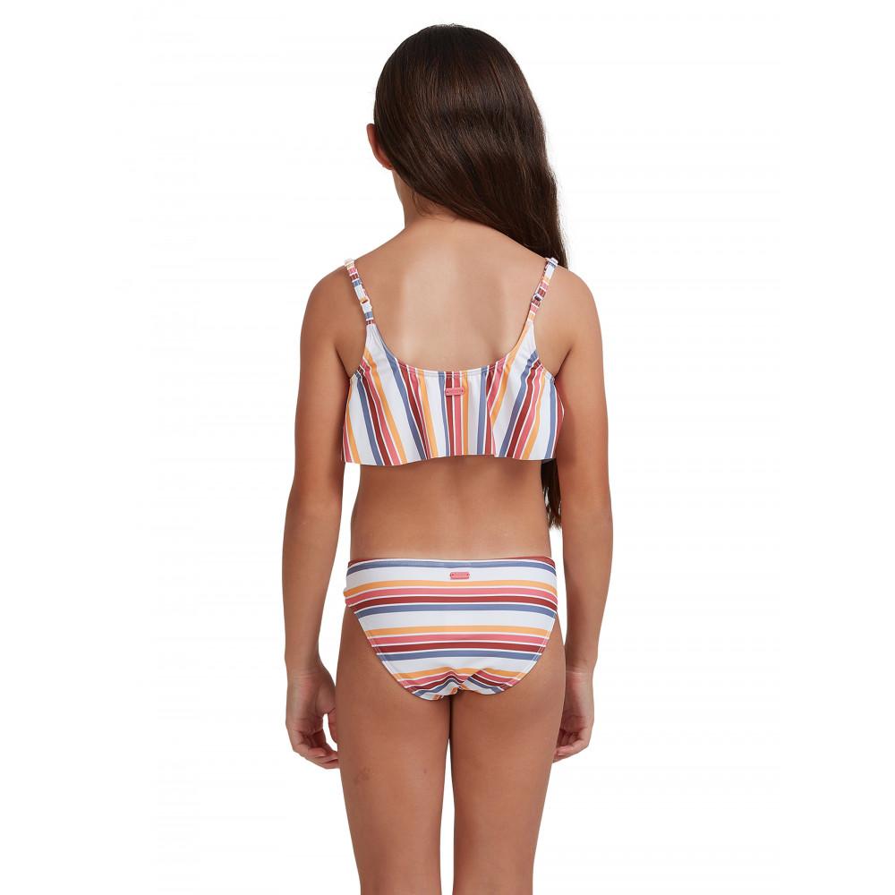 Girls 8-14 Lovely Senorita Flutter Bikini Set ERGX203342 Roxy