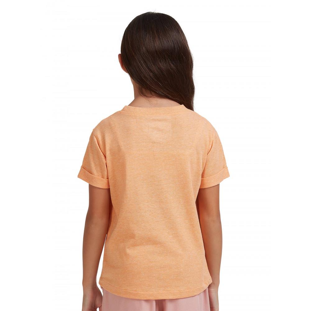 Girls 8-14 Surfing In Rythm T Shirt ERGZT03693 Roxy