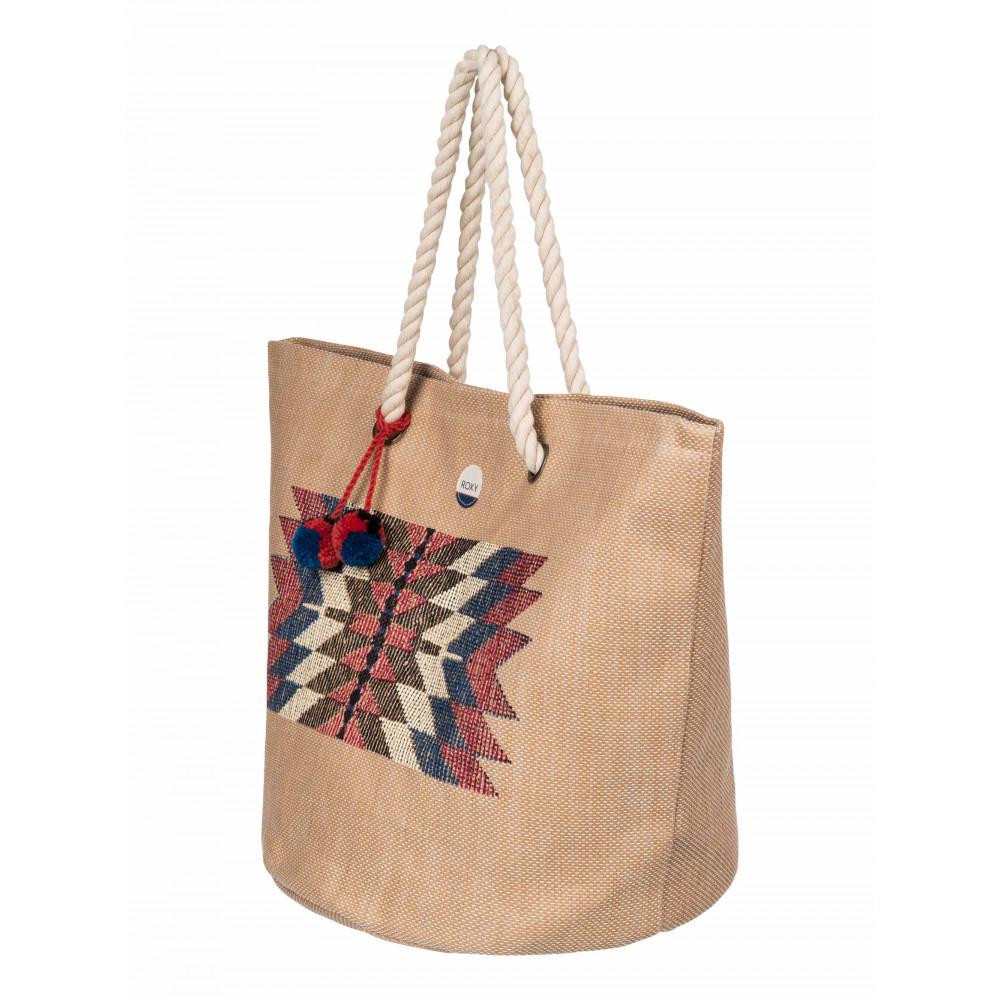 Womens Sun Seeker Tote Bag ERJBT03050 Roxy