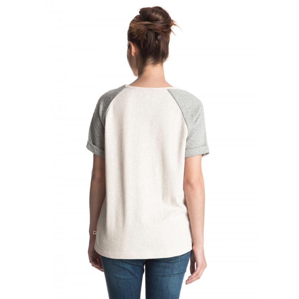 Womens Here Tonight T Shirt ERJFT03412 Roxy
