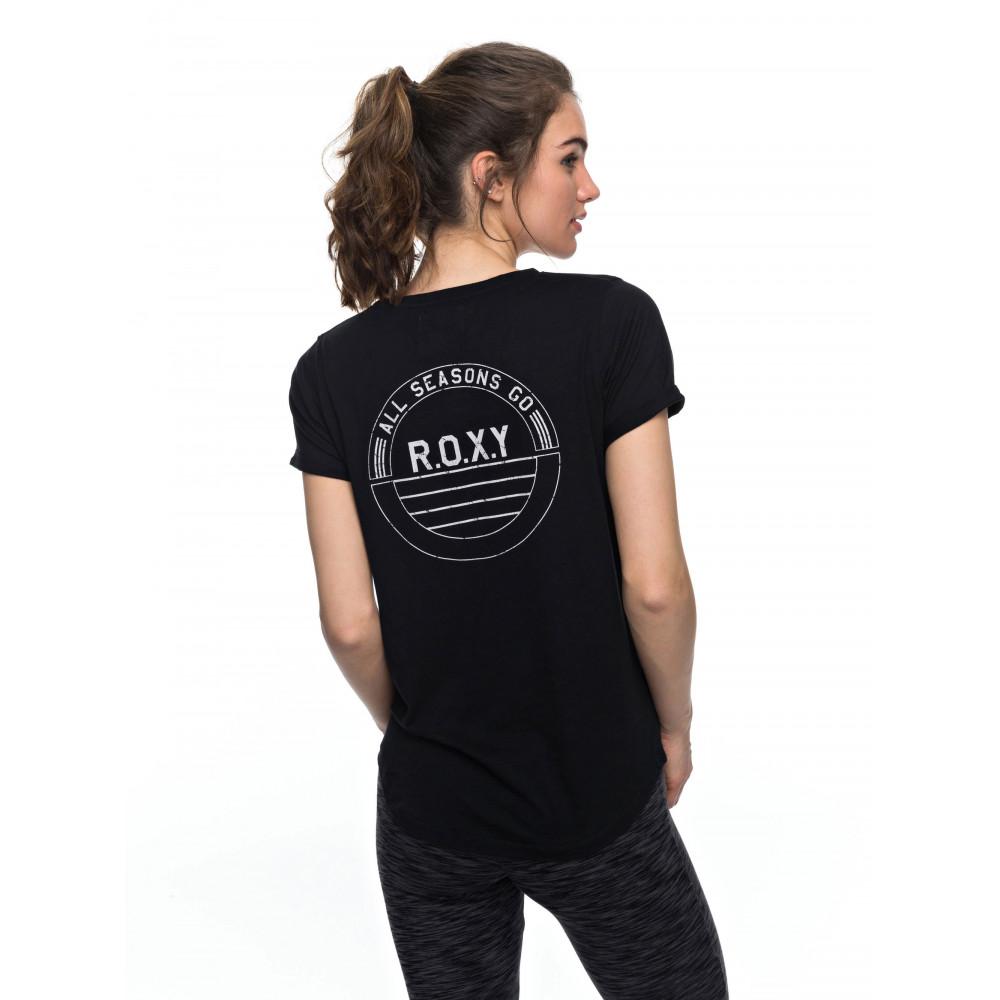 d25c3ac96e017 Womens Electric Feel A T Shirt ERJKT03311-KVJ0 - Roxy