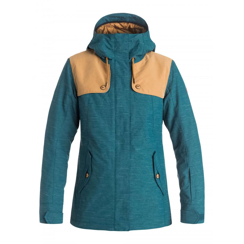 Womens Lodge 10K Snow Jacket ERJTJ03049 Roxy