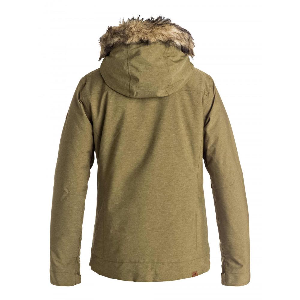 Womens Grove 10K Snow Jacket ERJTJ03058 Roxy
