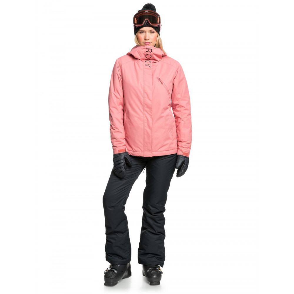 Womens Galaxy Snow Jacket ERJTJ03270 Roxy