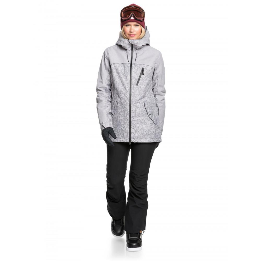 Womens Stated Parka Snow Jacket ERJTJ03273 Roxy