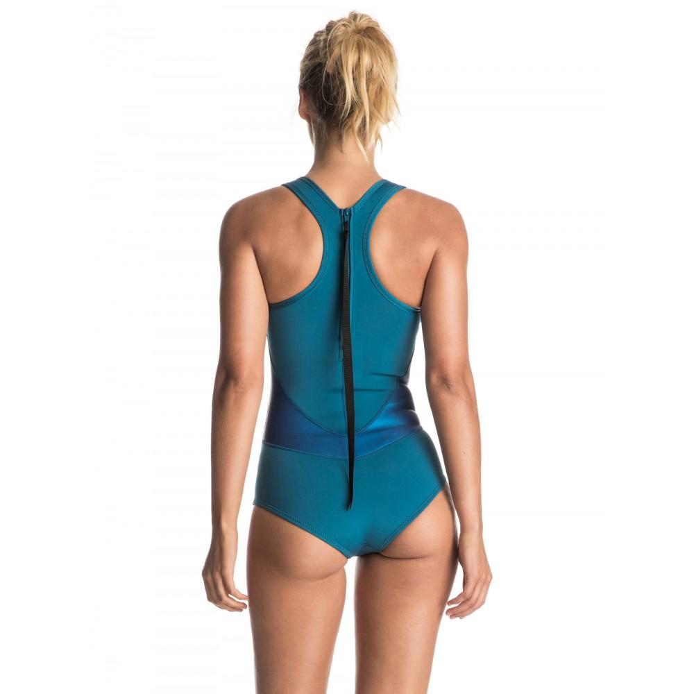 Womens Popsurf 1.5mm Satin Bikini Springsuit Wetsuit ERJW603004 Roxy