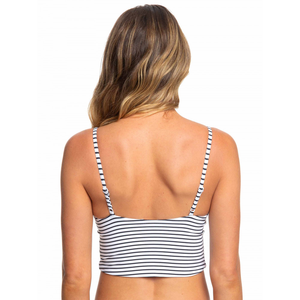 Womens Printed Beach Classics Tankini Separate Top ERJX303969 Roxy