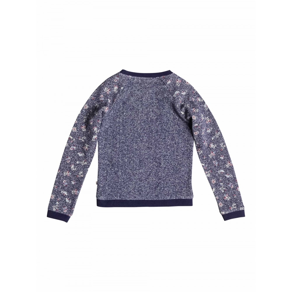 Girls 2-7 What U Want Long Sleeved Top ERLFT03072 Roxy