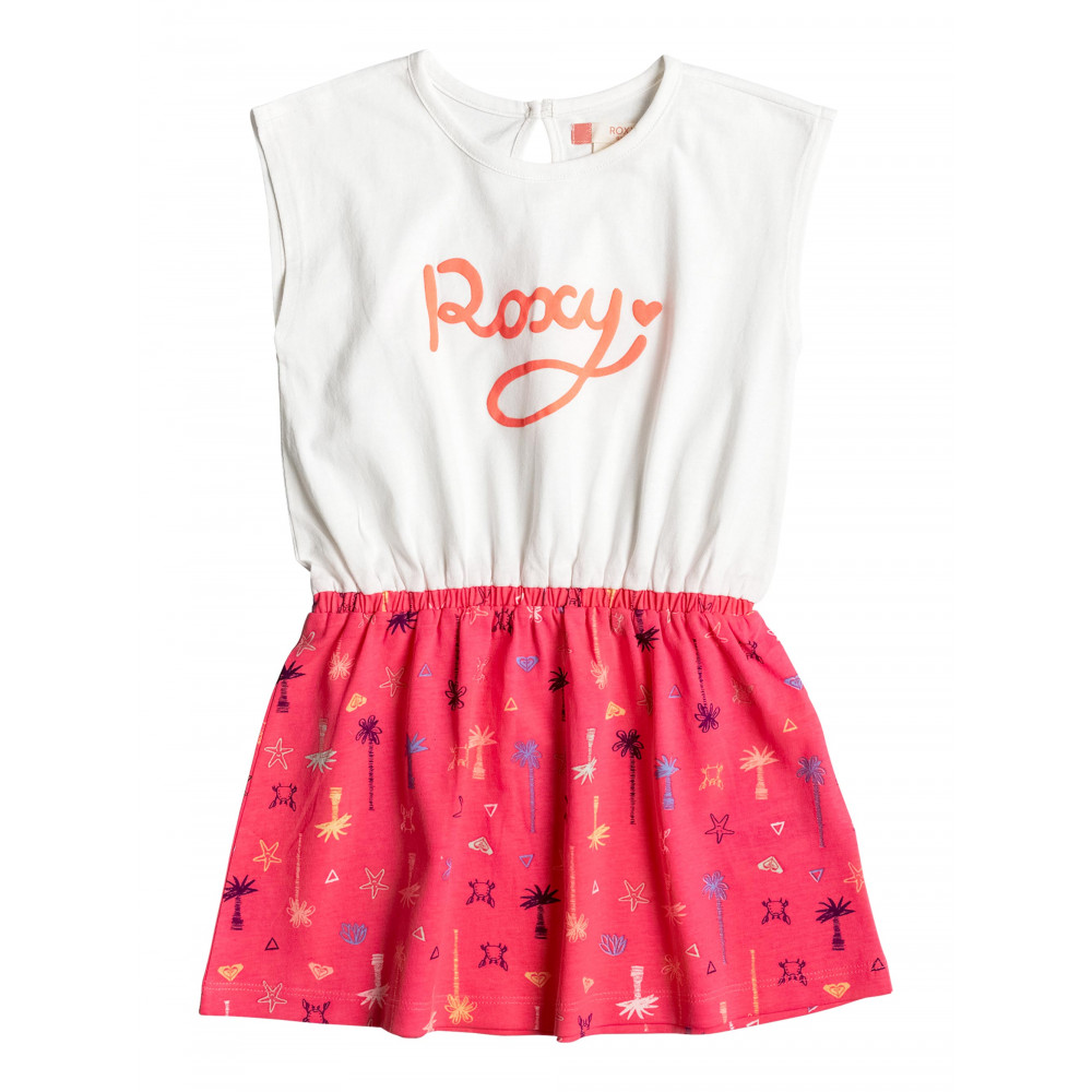Girls 2-7 Mardy Boom Dress ERLKD03015 Roxy