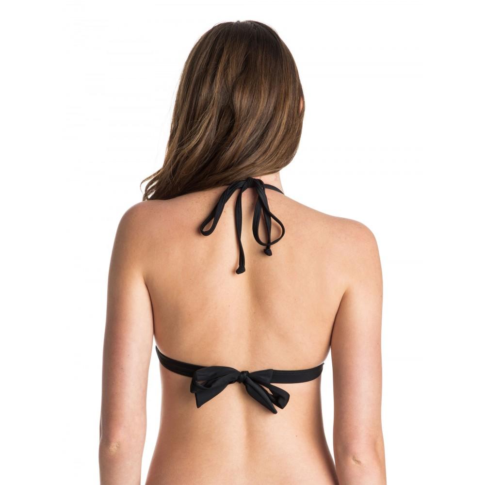Womens Surf Essentials Molded Triangle Separate Bikini Top ARJX303252 Roxy