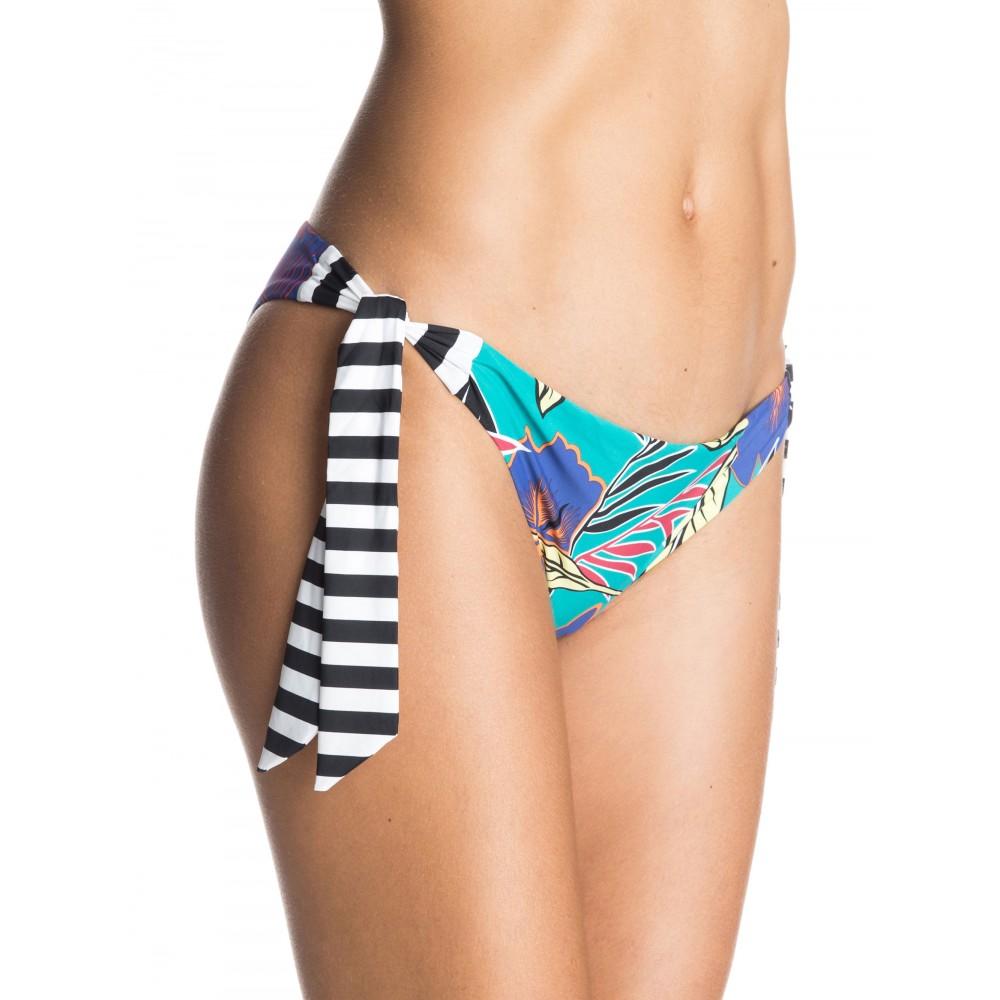 Womens Polynesia Knotted Surfer Separate Bikini Pant ERJX403084 Roxy