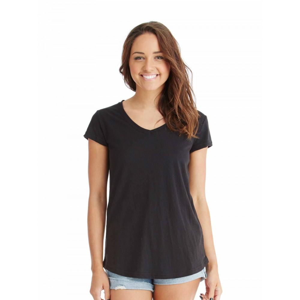 Womens Lexi Essentials T Shirt URJZT03216 Roxy