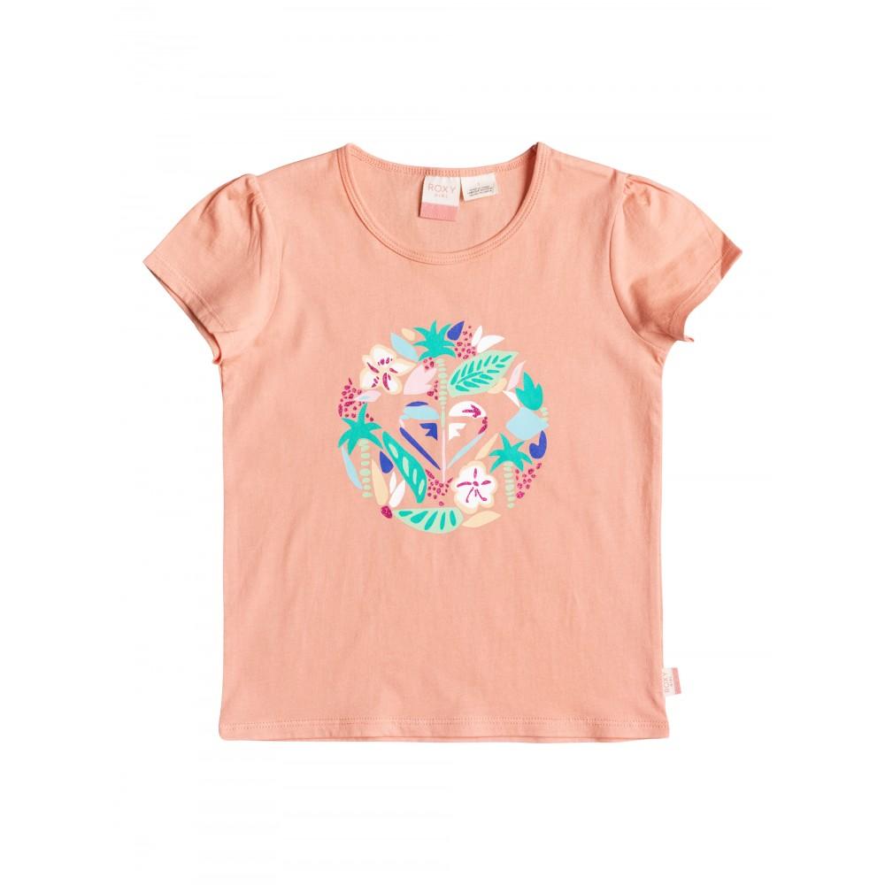 Girls 2-7 Garden Grove T Shirt URLZT03075 ROXY
