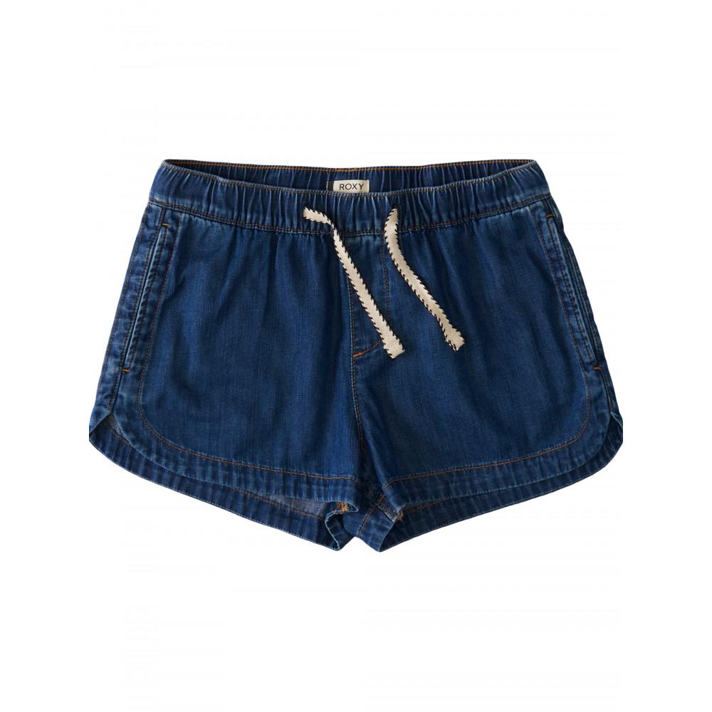 Womens New Impossible Lightweight Denim Shorts