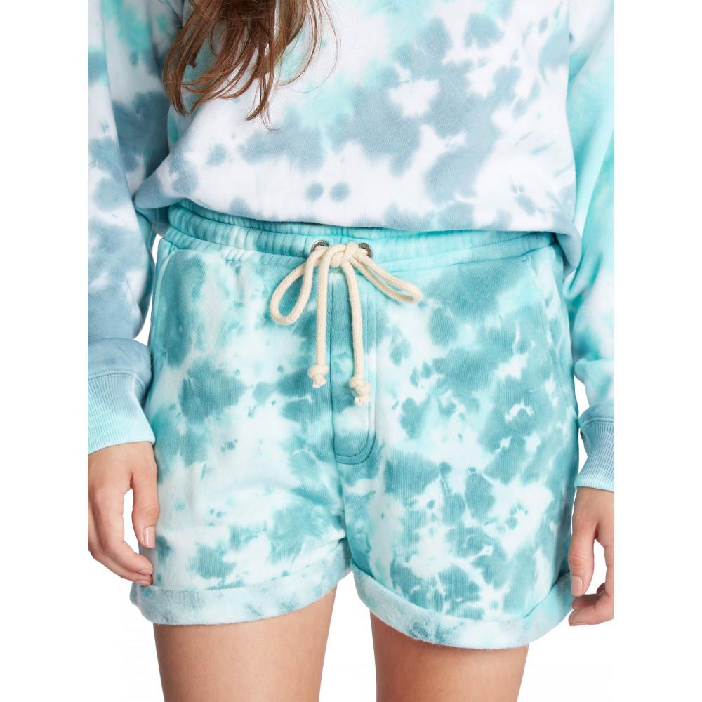 Womens Stay Chill Fleece Shorts
