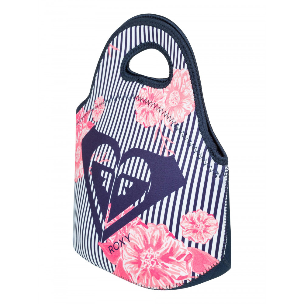 Girls Peanut Butter Neoprene Lunch Bag