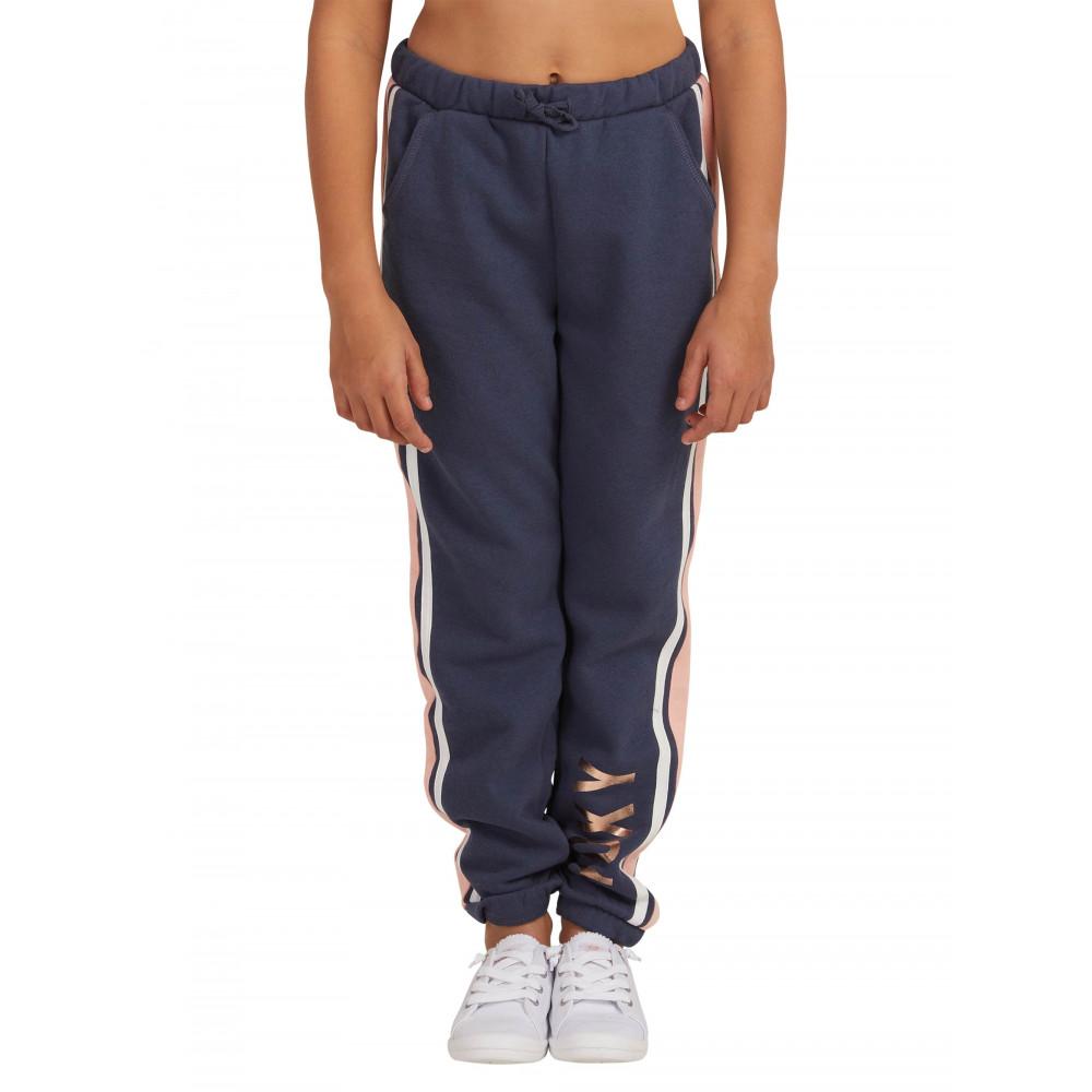 Girls 8-14 Side To Side Fleece Track Pant