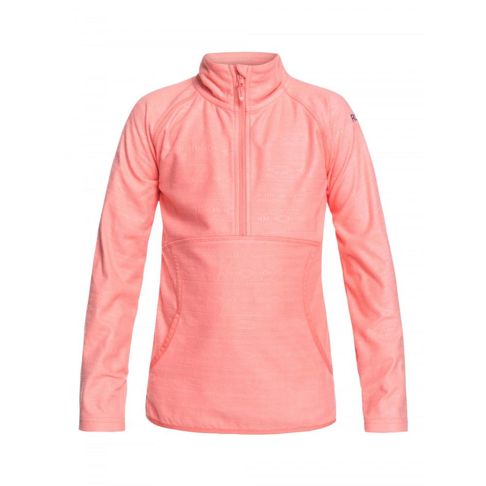 Girls 8-14 Cascade Technical Half-Zip Fleece Top
