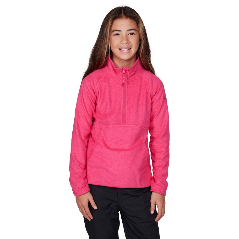 Girls 8-14 Cascade Technical Zip-Up Fleece Jumper