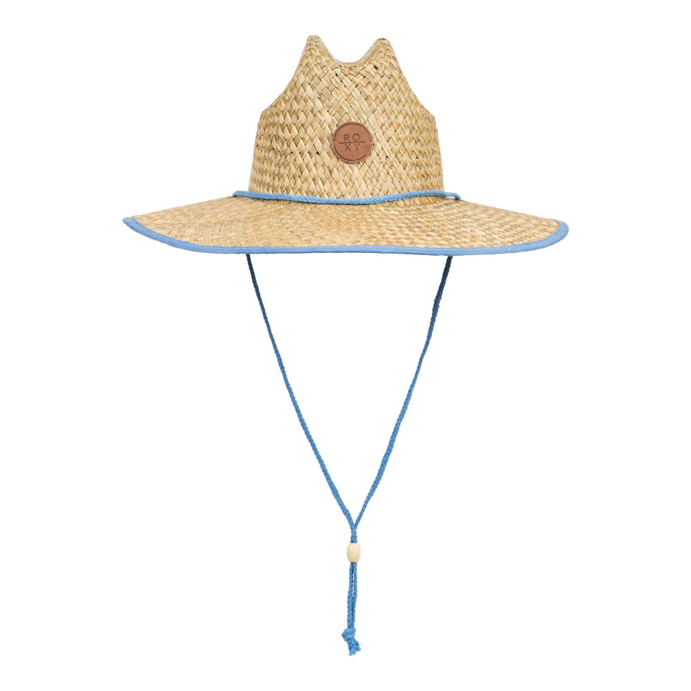 Girls Pina To My Colada Straw Sun Hat