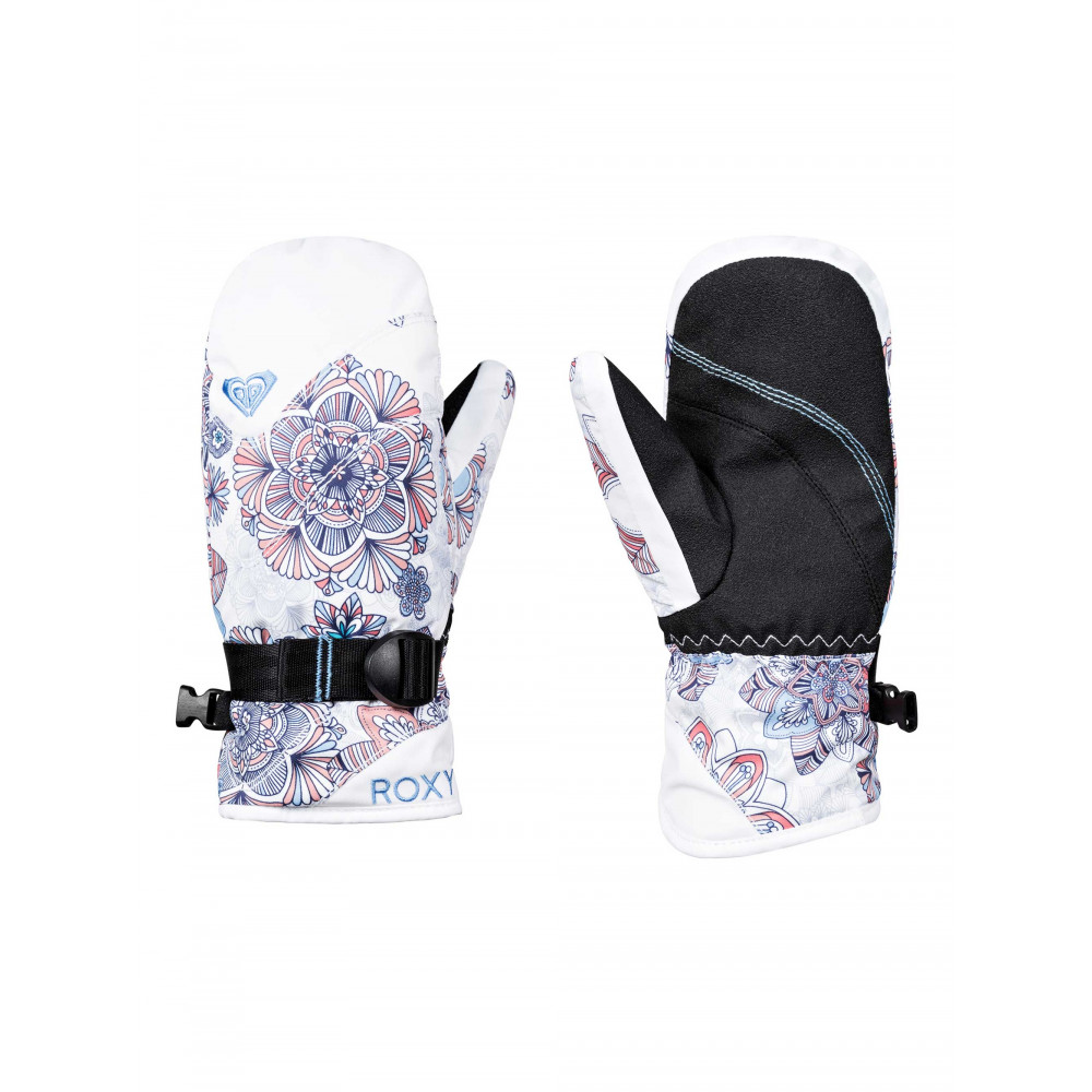 Girls 8-14 ROXY Jetty Ski/Snowboard Mittens