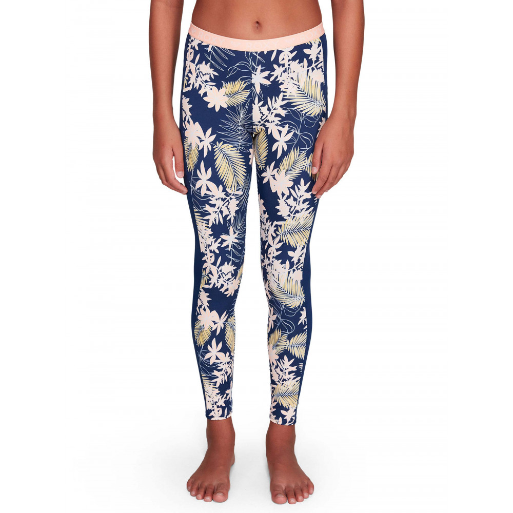 Girls 8-14 Bikini Point UPF 50 Surf Leggings