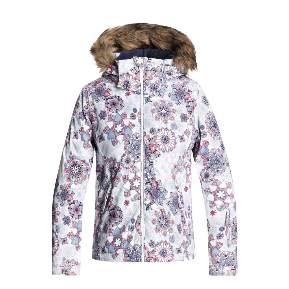 Girls 8-14 American Pie Snow Jacket