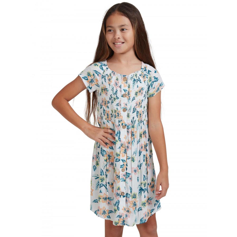 Girls 8-14 Piece Of Joy Short Sleeve Dress