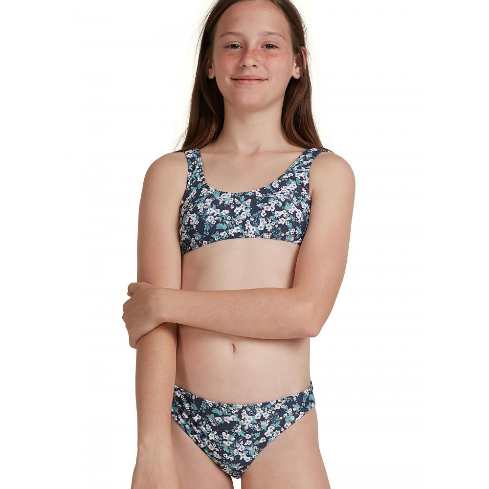 Girls 8-14 Your Magic Athletic Bikini Set