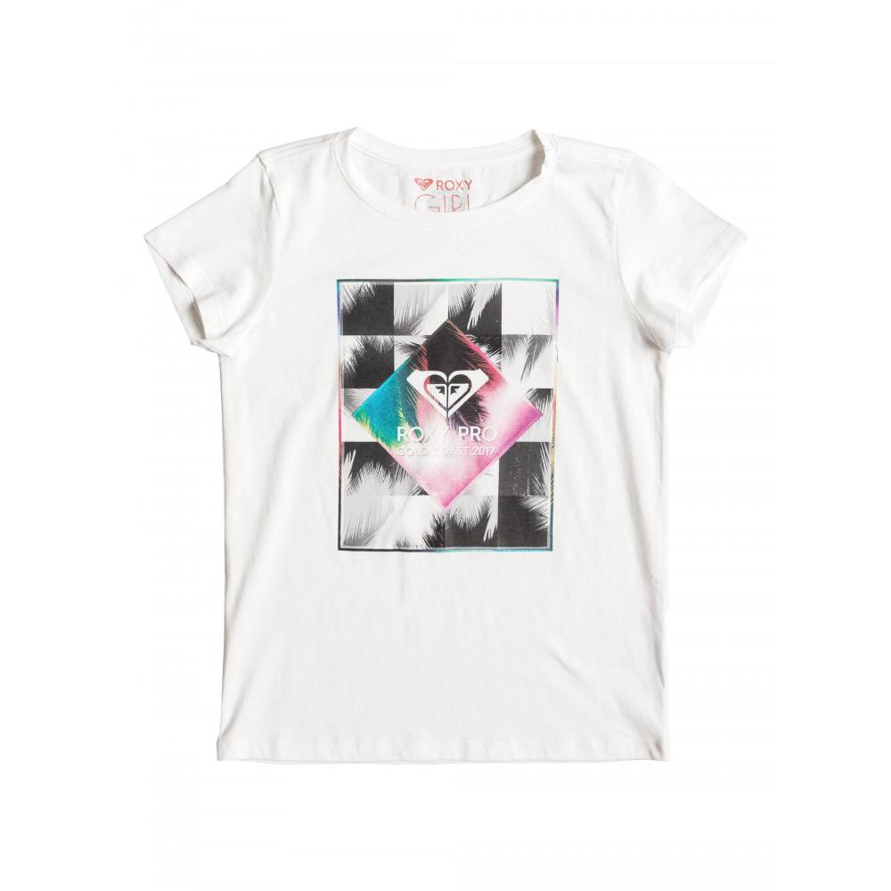 Girls 8-14 Roxy Pro Gold Coast 2017 Photoprint T Shirt