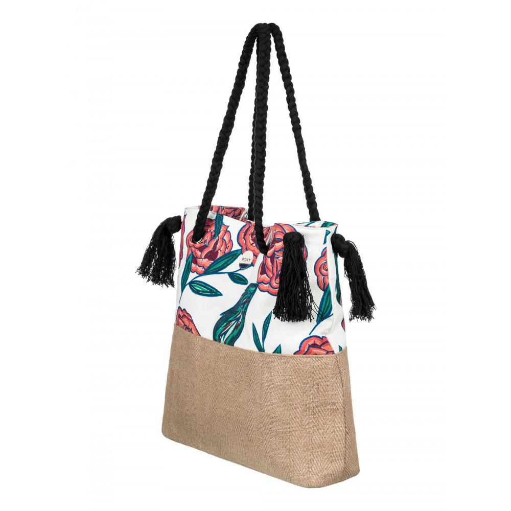 Gimini Printed Jute Tote Bag