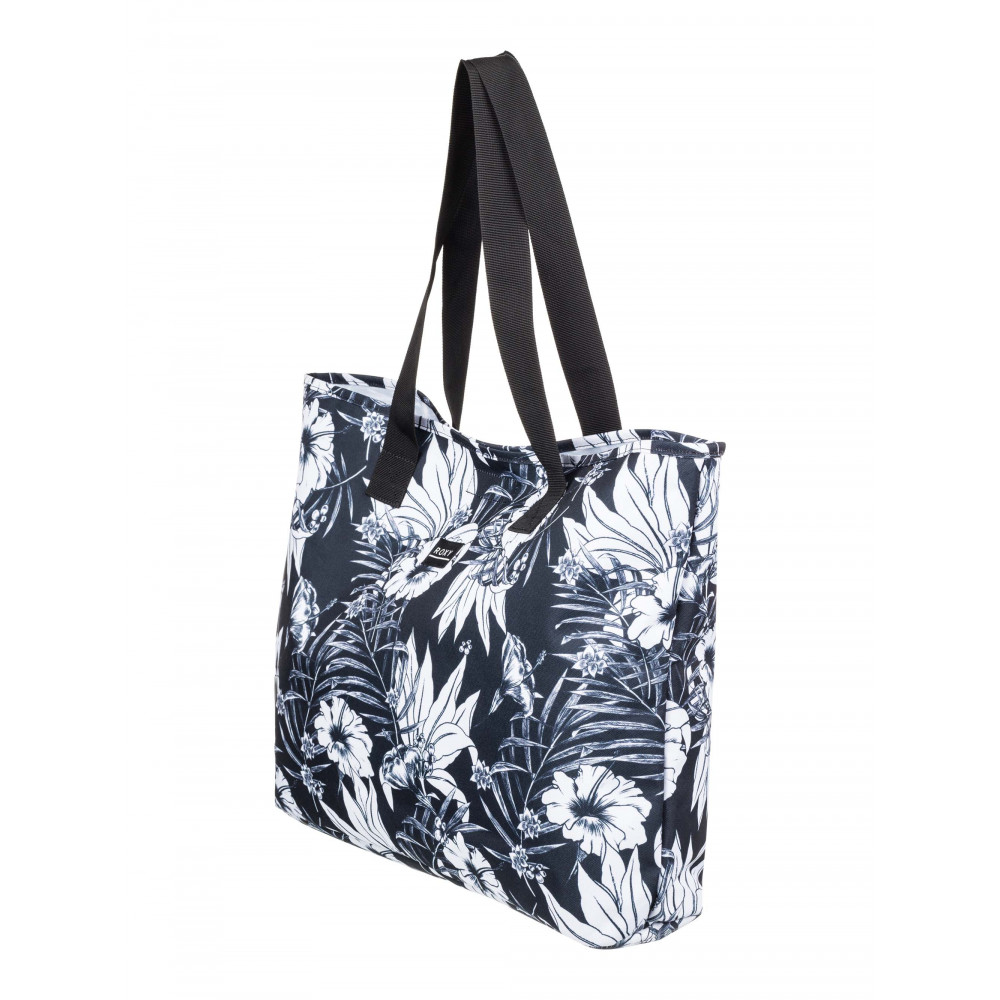 Wildflower Recycled Tote Bag