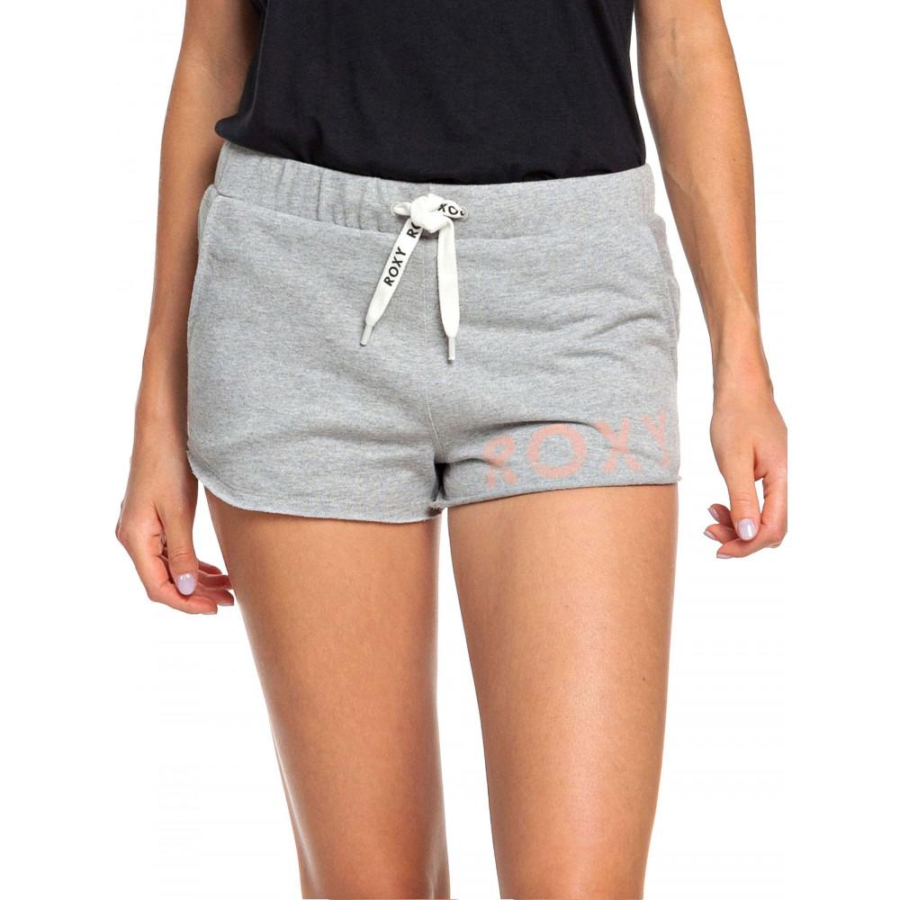 Womens Groovy Spirit Sweat Shorts
