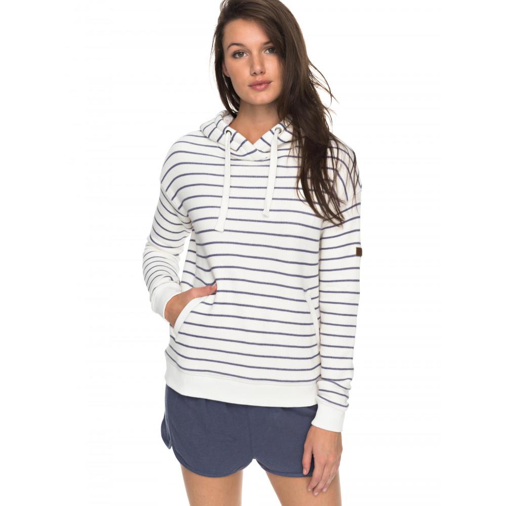 Womens Shoal Stripe Hoodie