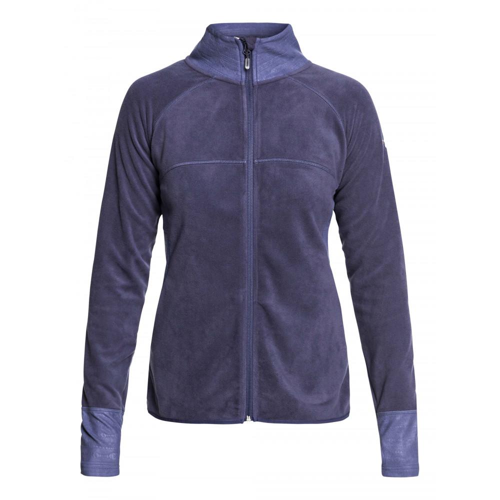 Womens Harmony Technical Zip-Up Fleece Top