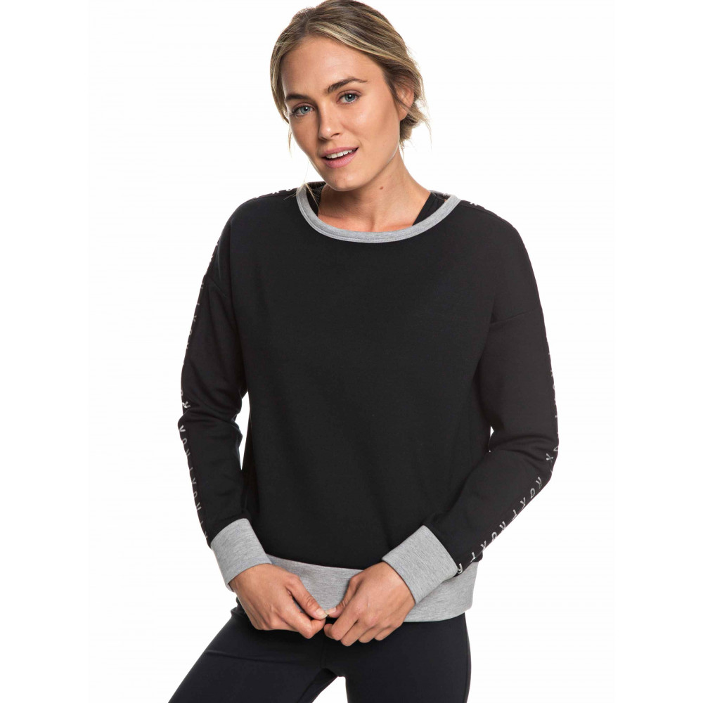 Womens Street Of Dreams Bonded Technical Jumper