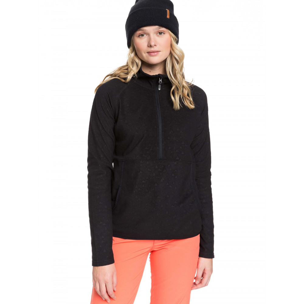 Womens Cascade Technical Zip-Up Fleece Jumper