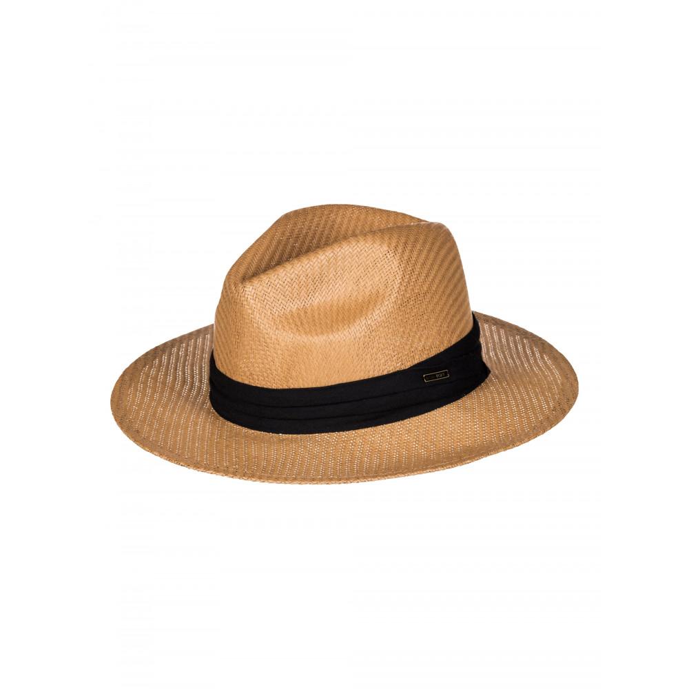 Womens Here We Go Straw Hat