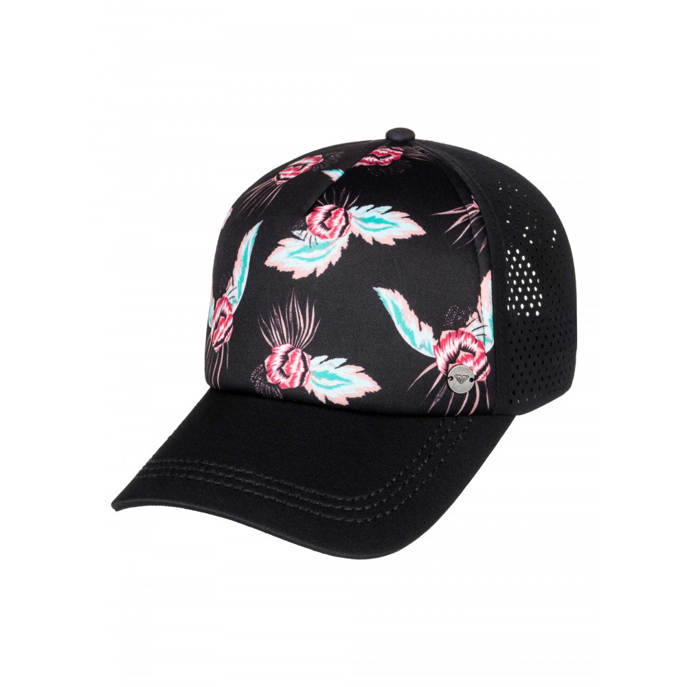 Womens Waves Machines Trucker Hat