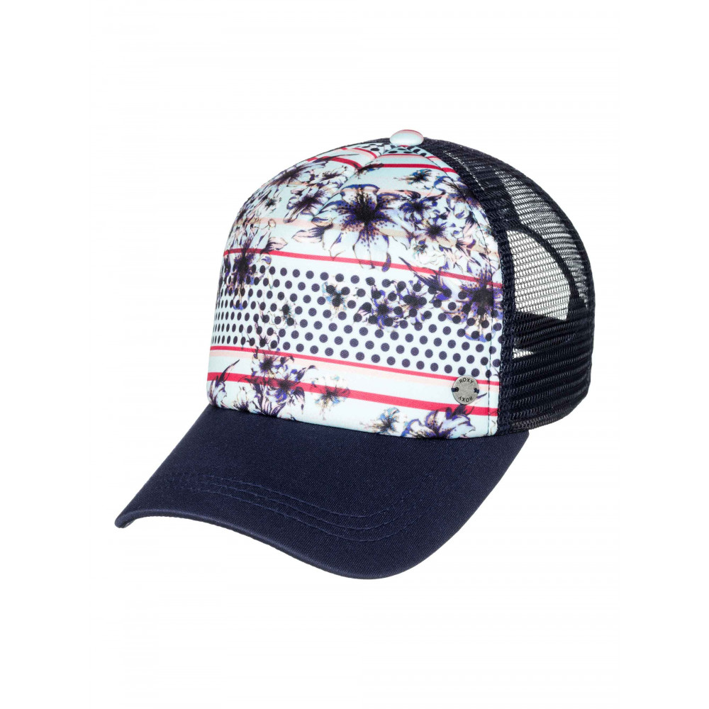 Womens Water Come Down Trucker Hat