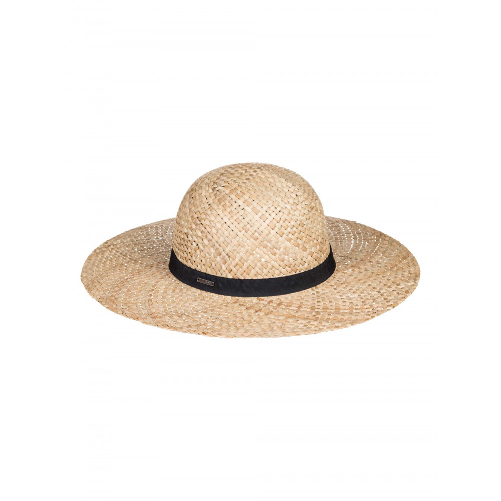 Hippy Squad Wide Brim Straw Sun Hat